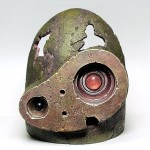 「天空の城 ラピュタ ロボット兵の思い」のプランター購入~♪