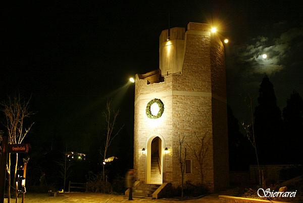 六甲ガーデンテラス:見晴らしの塔
