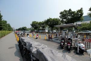 二条城前一般者駐車場