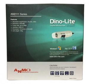 マイクロスコープDino-Lite Basice E 外箱