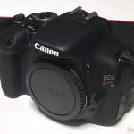 Canon EOS Kiss X5 シャッターユニット交換から戻ってきました