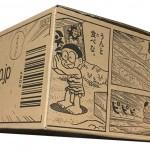 Amazonの数量限定「ドラえもんラッキーBOX」がやってきた。