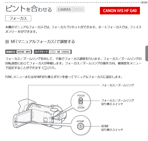 HF-G40