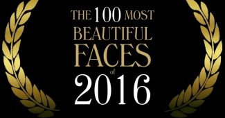 The100most beautiful faces 2016